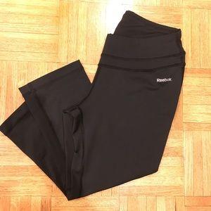 Reebok exercise Capri leggings